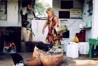 Making Tsipura in Aloizianika