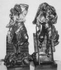 Nicholas Laurantus's two statuettes...
