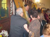 CHURCH SERVICE AGIA ELESA