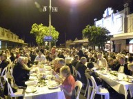 The open air atmosphere of the Roxy Ball celebrations on April 5th, 2014