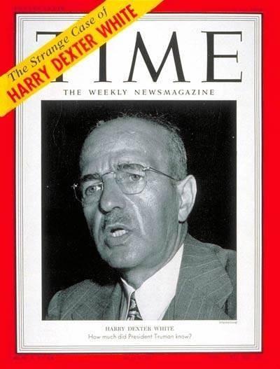 Mr Dimitri  Comino.The Great Frame-Up.Time magazine. Nov. 23, 1953.