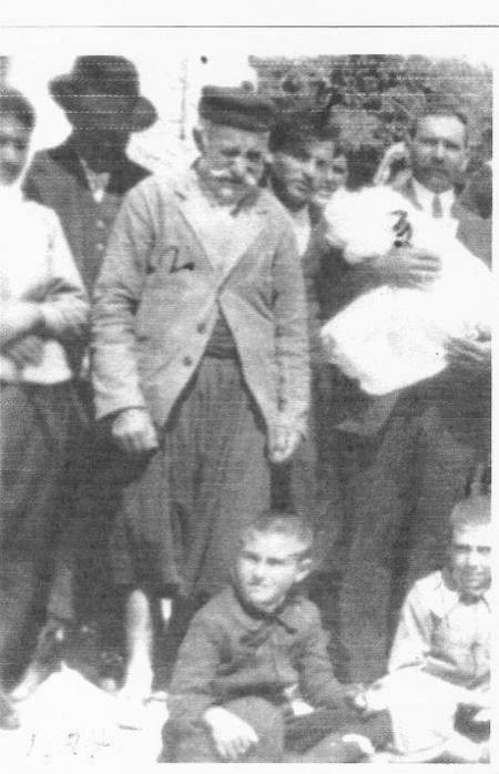 Demitrios Firos of Mitata-- 1924