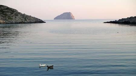 Sea views in Kythera