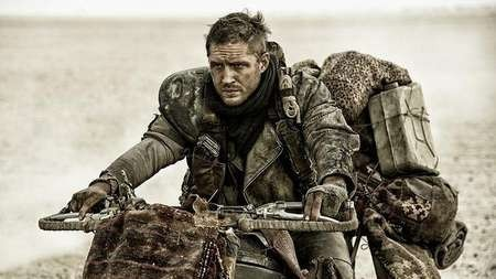 Miller reveals the magic and madness behind Fury Road - MM4 Recasting changed the storytelling Tom Hardy in Mad Max Fury Road. Photo Jasin Boland