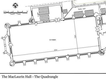 MacLaurin Hall, Main Quadrangle, Sydney University - sydneyarchitecture 10