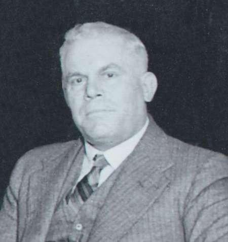 Kytherian Association of Australia - The Founding Fathers - Emmanuel Mavromatis Long standing Treasurer KAA