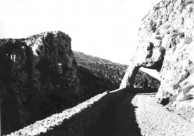 """Tripia Petra"" - Pierced Rock - on the road to Myrtidiotissa."
