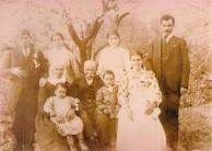 Coroneos Family, Melasofaos Karavas.