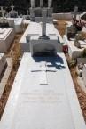 Family Plot Themistokli Ioanni Bangis
