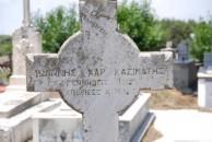 Ioannis Xar. Kassimati 1863-1935 Potamos Cemetery (1 of 3)