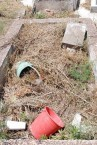 Unknown grave- Potamos Cemetery