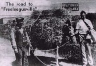 """The road to """"Freeleagusville"""""""