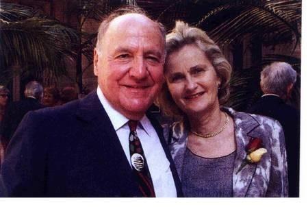 Mitchell and Bente Notaras