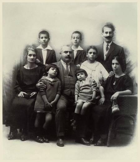 Panayiotis Alfieris & family
