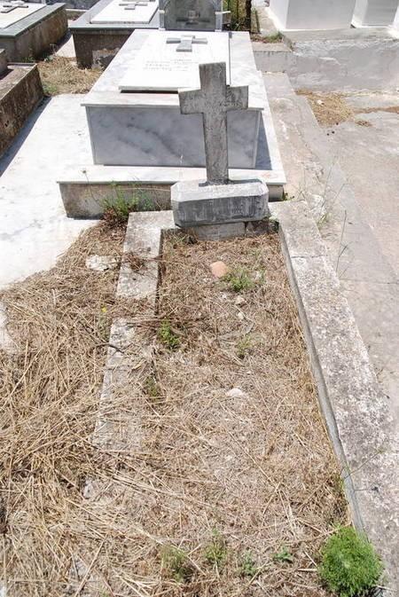 Hariliaos Iereus (priest) Har. Kasimatis - Potamos Cemetery