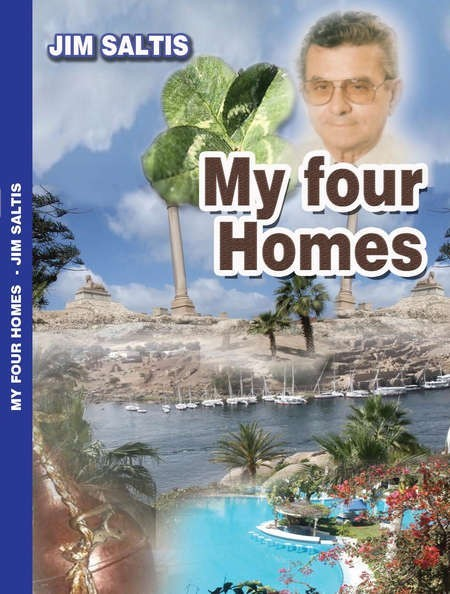 My Four Homes - Front Cover My Four Homes