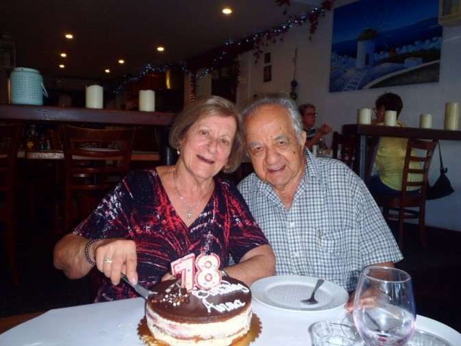 Happy 78th Birthday Anna!