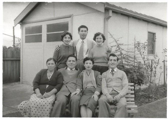 Friends in Auburn 1956