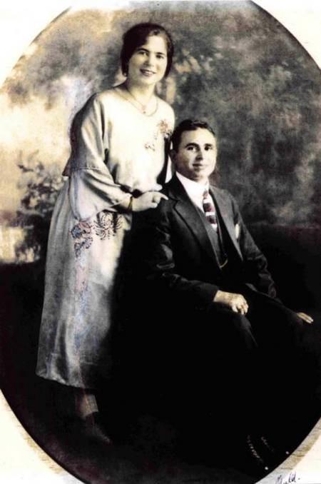 Maria Simos-Levounis. My Story. - George Levoune and Katina Nicolasou