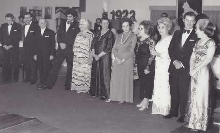 1972 – on the occasion of the 50th ANNIVERSARY OF THE ESTABLISHMENT OF THE Kytherian Association of Australia - 50th Kytherian Brotherhood 1972 50th Anniversary celebrations (2)
