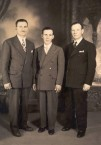 My Father and 2 of his Brothers