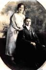George & Katina (nee, Nicolasou) Levoune.