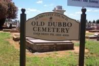 Old Dubbo Cemetery.
