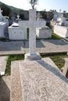 Grave of Grigoras A. Mageiros, Drymonas