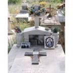 Sofios Family Plot - Logothetianika Cemetery (Close Up)