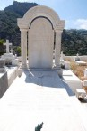 Family plot George Gordovana Kapsali Cemetery