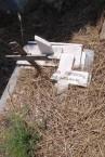 Tsiggouni grave marker, Potamos (1 of 2)