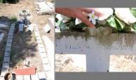 Vamvakaris Grave - Potamos Cemetery