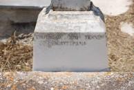 Ioannis Xar. Kassimati 1863-1935 Potamos Cemetery (2 of 3)