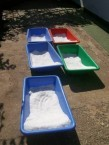Sea Salt in containers