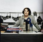 Tess Mallos, cookbook author & broadcaster