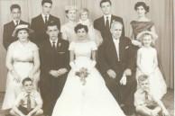Marriage of Theo Comino to Veggie Marendy