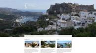 Filoxenes Katoikies manages a portfolio of traditional dwellings on the island of Kythera