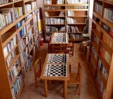 The Childrens Library is the first narrow room to the left as you enter the Kytherian Municipal Library