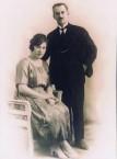 Dimitrios Panagiotis Melitas & wife Maria