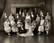 Bylos-Laurantus Wedding 1925