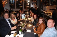 USA East/West Coast Kytherians dine at Theo's Restaurant & Oyster Bar in NY (3)