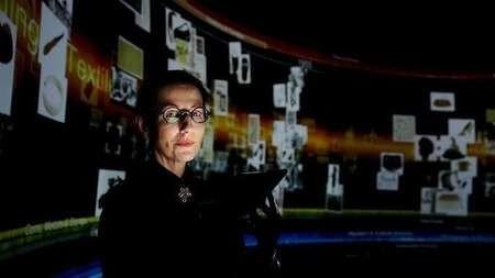 Future of displays: Professor Sarah Kenderdine