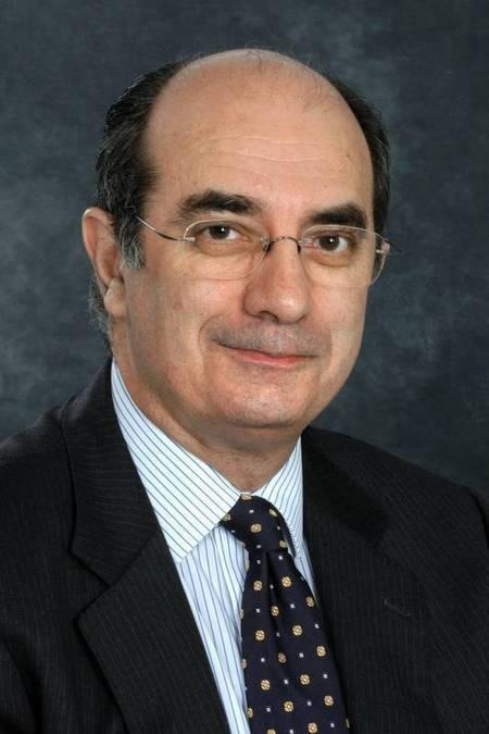 Professor Minas Coroneo - coroneo portrait