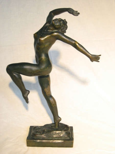 Emmanuel Andrew Cavacos - Danseuse (Ballerina) 1915