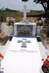 Grave of Dimitrios N. Haralambopoulos, Potamos