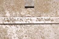 Kyriaki I. Bavea marker detail (2 of 2), Potamos
