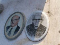 ANDREAS  AND HIS WIFE EVRIDIKI PETROHILOS