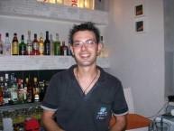 Panayoti Vardas, proprietor of a