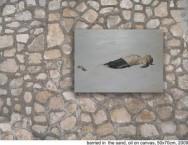Dionisis Christofilogiannis, oil on canvas