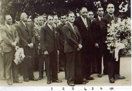 Greek Parade Lismore 1940-46